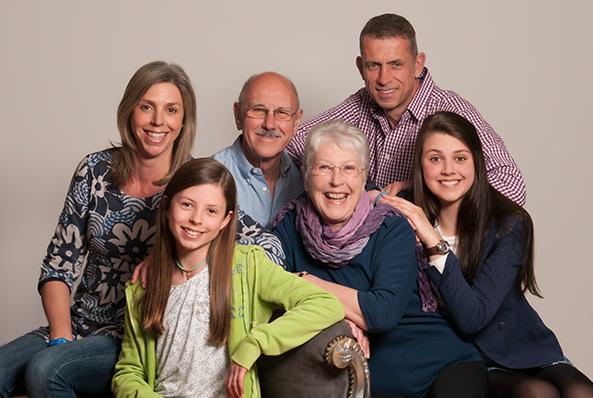 Barrett & Coe family photography