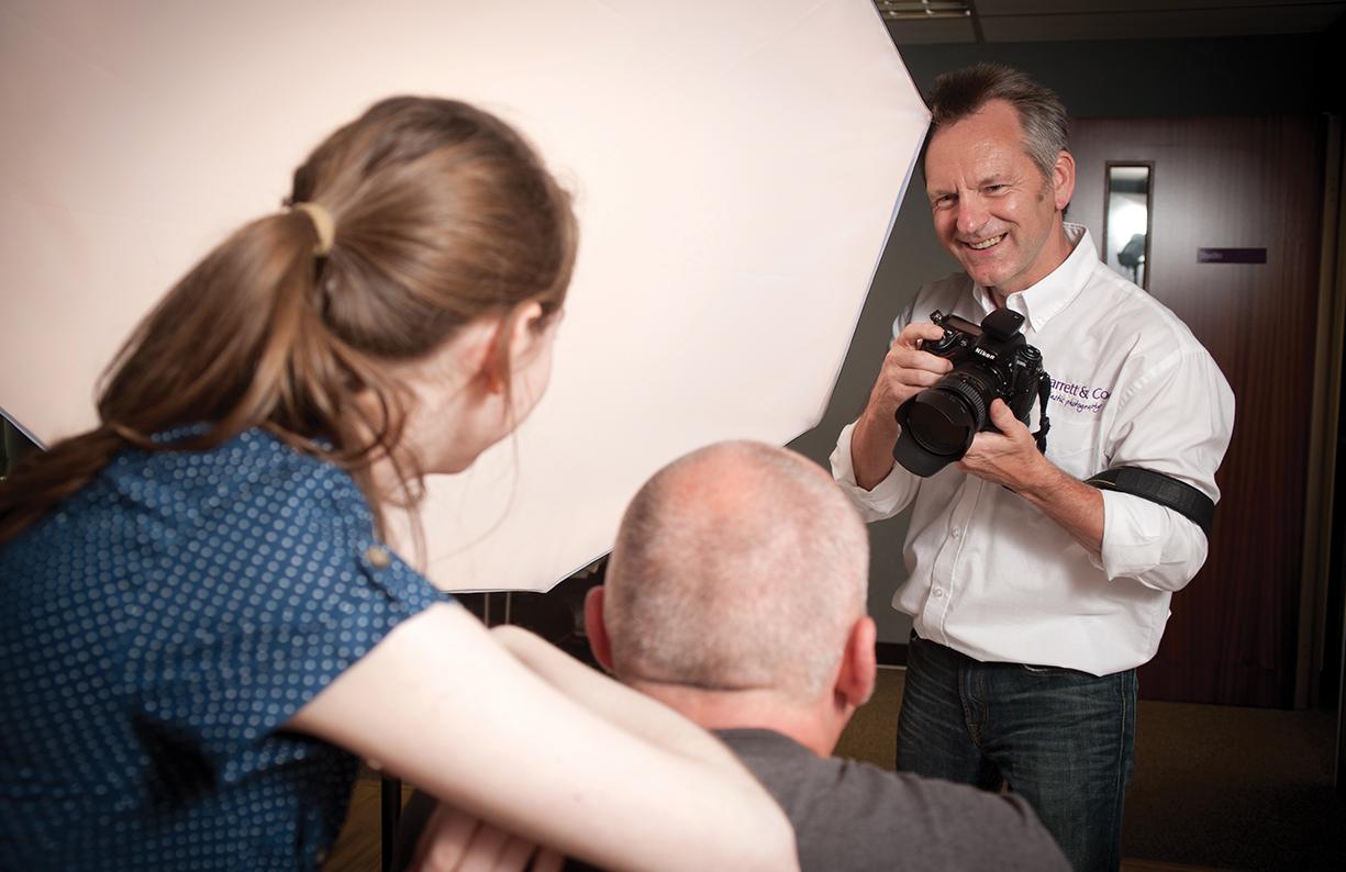 Barrett & Coe photography training